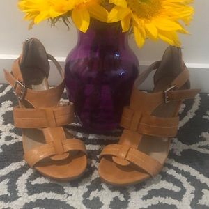 """Kenneth Cole Reaction """"Roll Along"""" sandals"""